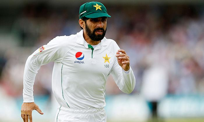 Cricket World Rewind: #OnThisDay - Misbah-ul-Haq is born - Pakistan's most successful Test captain