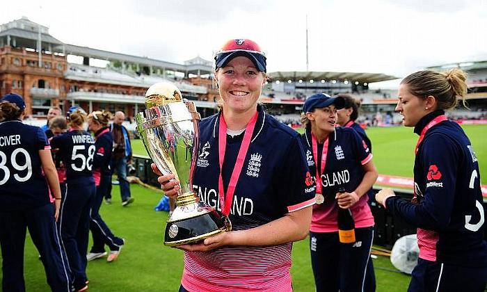 England's World Cup hero Anya Shrubsole delivers bowling masterclass to Ireland Women