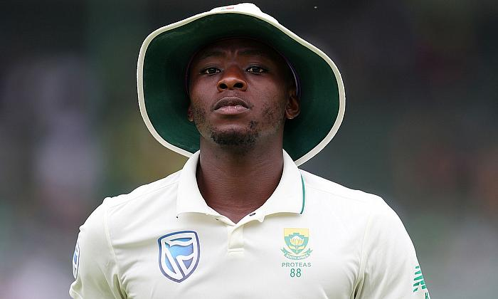 Kagiso Rabada speaks about COVID-19 and taking care of ourselves
