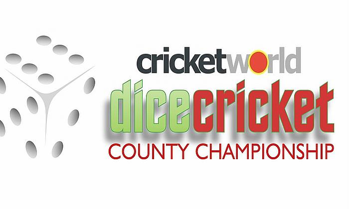 Cricket World Dice Cricket Virtual County Championship 2020