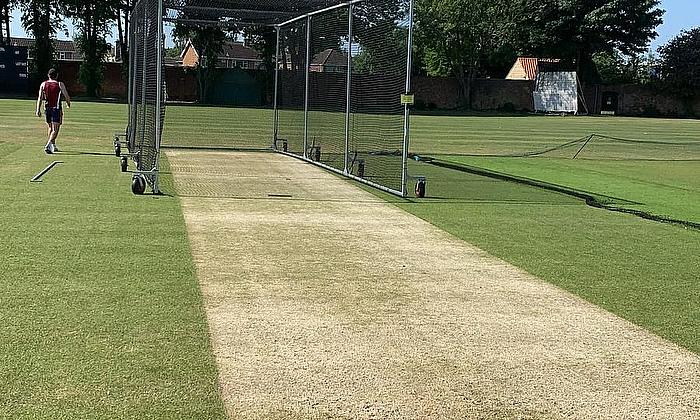 Bourne CC - Groundcare Diary – Week ending May 31st  2020