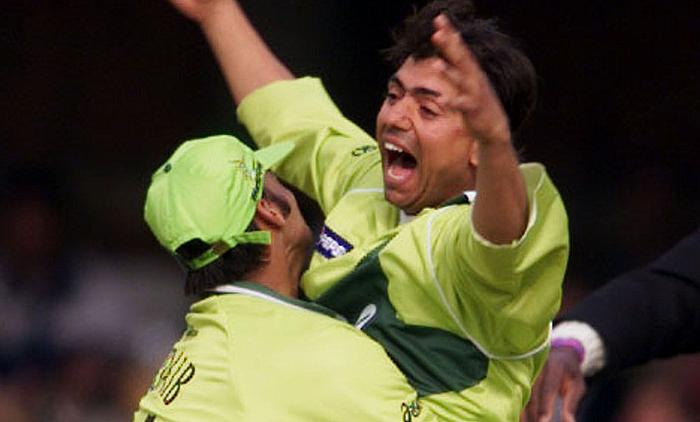 Cricket World Rewind: #OnThisDay - Saqlain Mushtaq bags 2nd hat-trick in World Cup history