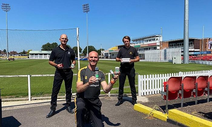 Game Changer: Club cricketer's ingenuity creates a 'safe' route back for recreational cricket with Ktouch+ Hand Hygiene