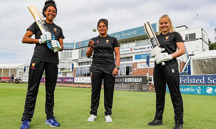 London and East Regional Women's hub unveils Sunrisers identity