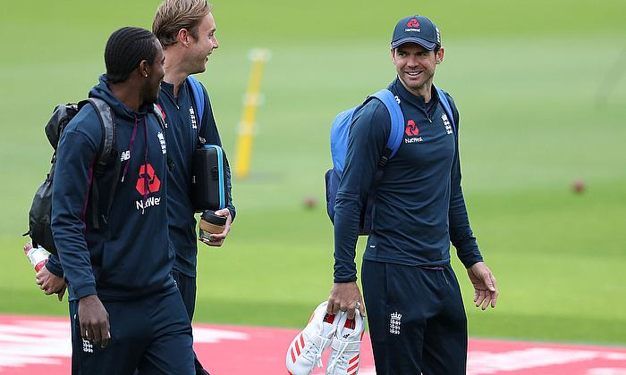 James Anderson talks about Englands win and his future