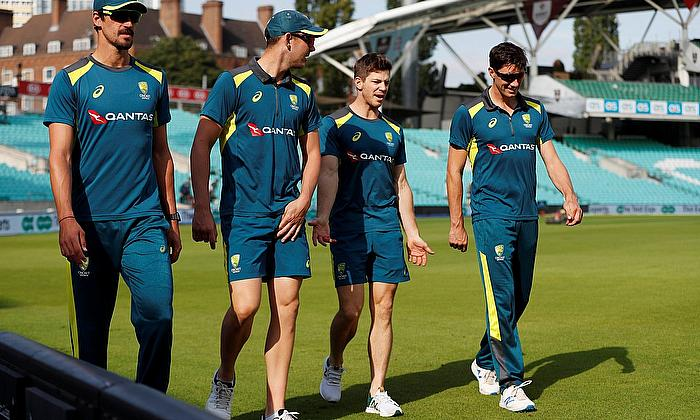 Mitchell Starc talks about adapting to cricket's COVID-19 precautions