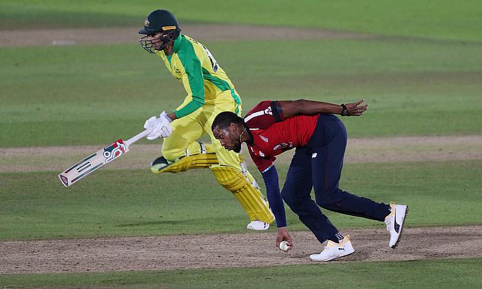 Chris Jordan speaks about the England win against Australia and England bowlers