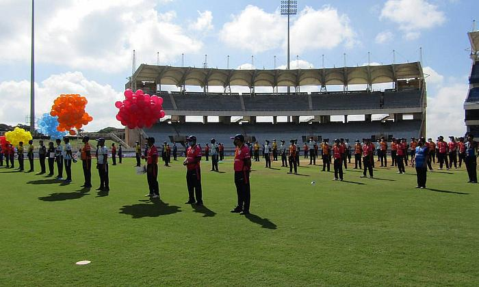 Jharkhand T20 League - opening ceremony