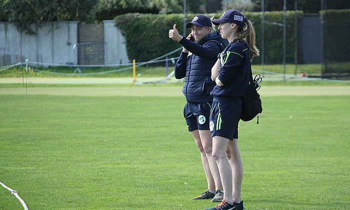 Beth Healy shares insights into the cricket life of a Team Manager