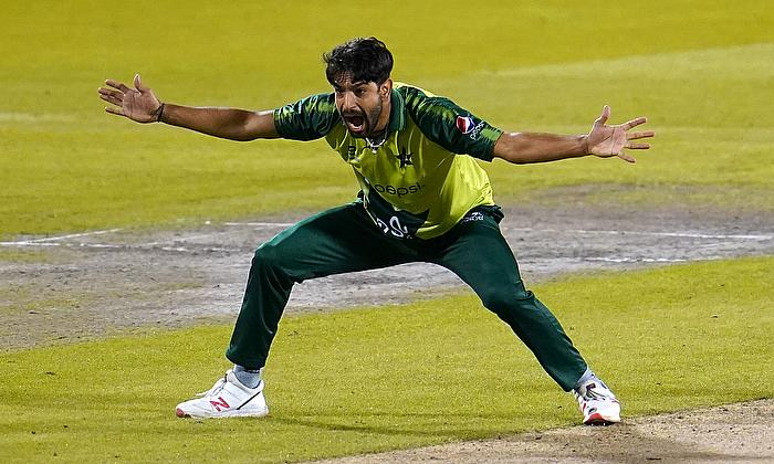 Pakistan's Haris Rauf will be playing in the National T20 Cup