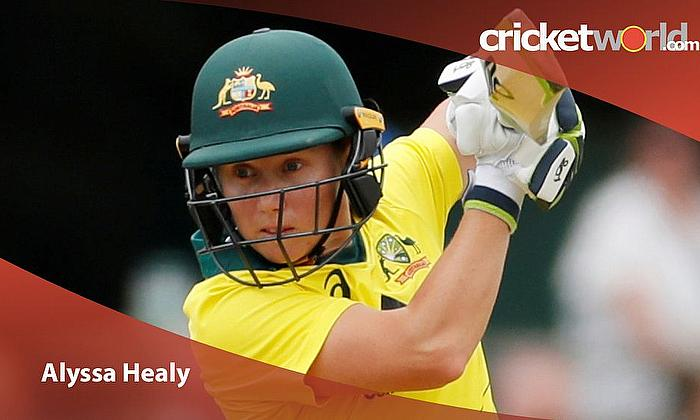 Cricket World Player of the Week - Alyssa Healy