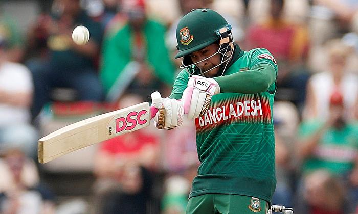 Mushfiqur Rahim fined for breaching Code of Conduct