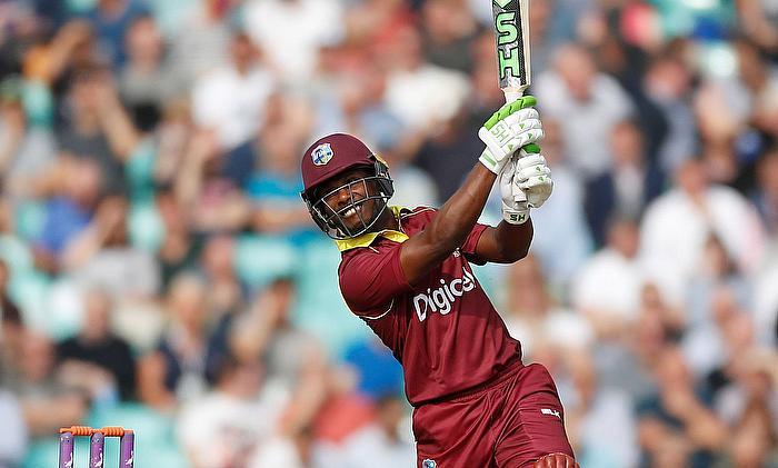 West Indies' Jason Mohammed