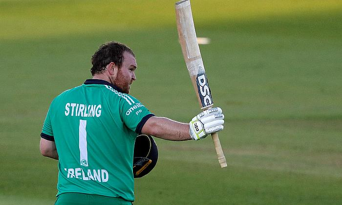 Stirling, Mehidy make big moves in ODI Rankings