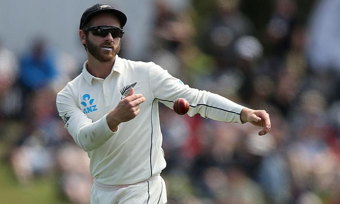New Zealand's Kane Williamson