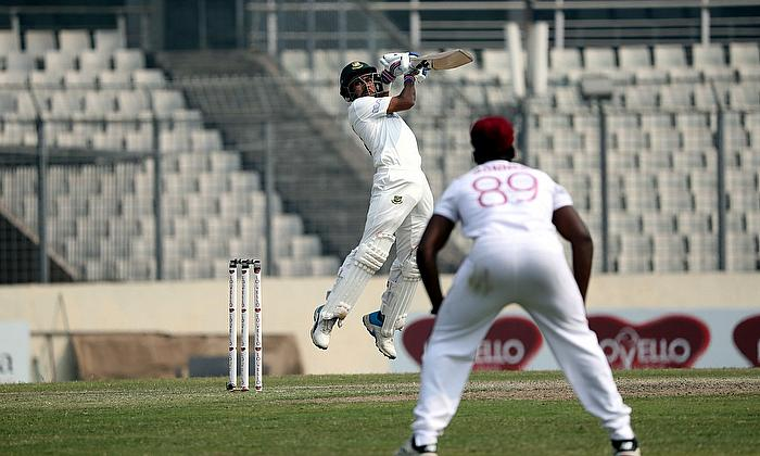 Bangladesh fightback against West Indies on day 3