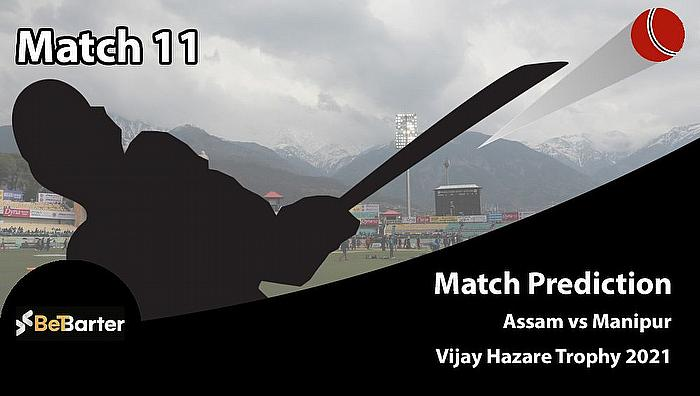 Fantasy Cricket Tips and Predictions: Assam vs Manipur, Round 1, Plate