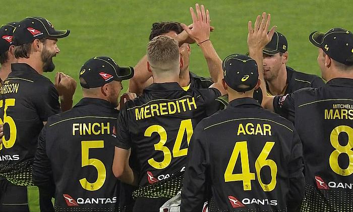 Agar on form as Australia bounce back