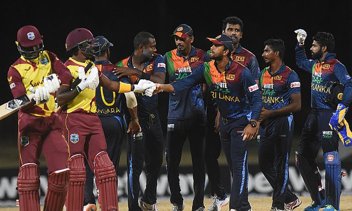 Sri Lanka level things up at 1-1 with 43 run win