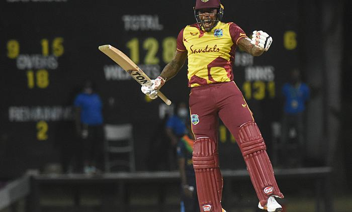 Fabian Allen secures series win for West Indies