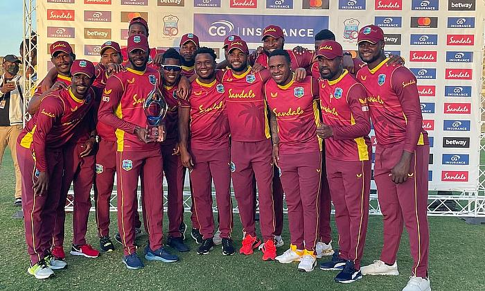 West Indies make fantastic clean sweep