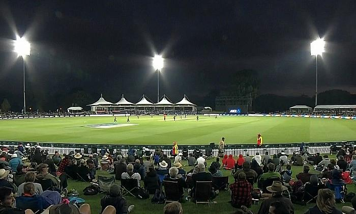 New Zealand vs Bangladesh, 2nd ODI: New Zealand won by 5 wickets to take ODI series