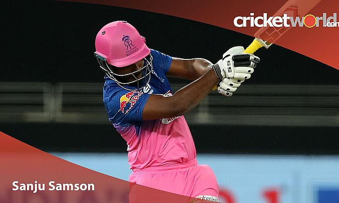 Cricket World Player of the Week - Sanju Samson