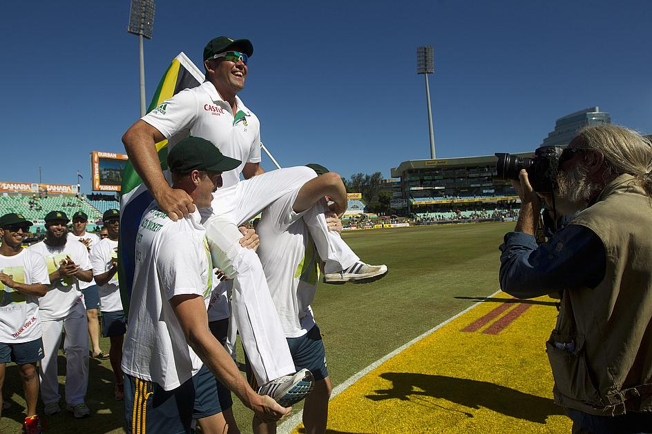 Jacques Kallis - the best all-rounder I've ever seen