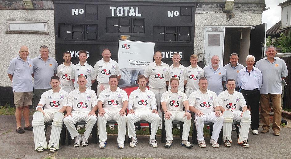 The British Police Cricket Club touring party 2014