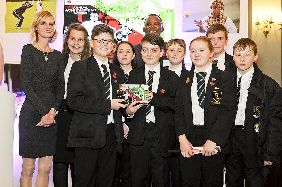 Broadwater School - Satellite Club Of The Year