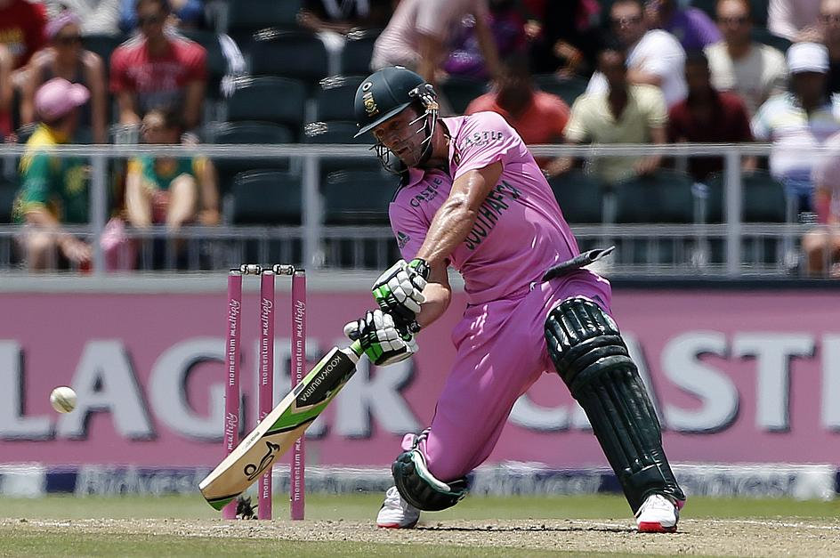 How To Hit A Fast Score Like Ab De Villiers