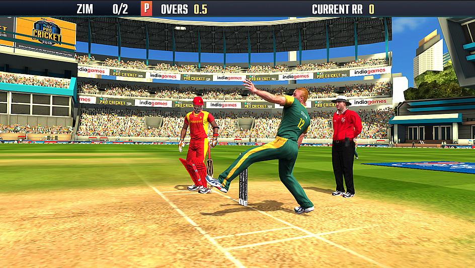 Experience The Icc Cricket World Cup 2015 Game