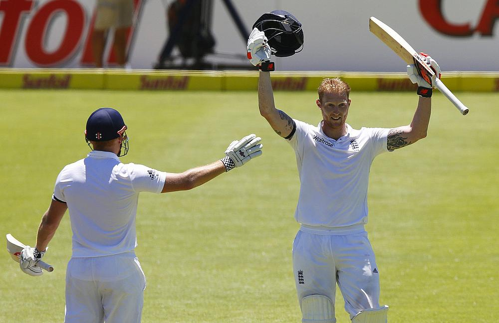 Ben Stokes' double century in Cape Town was a spectacular display