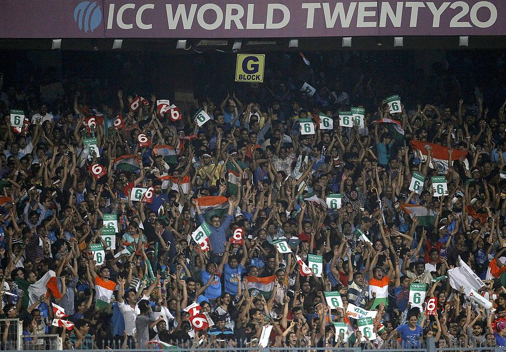 Could the Indian fans be supporting West Indies on Sunday?