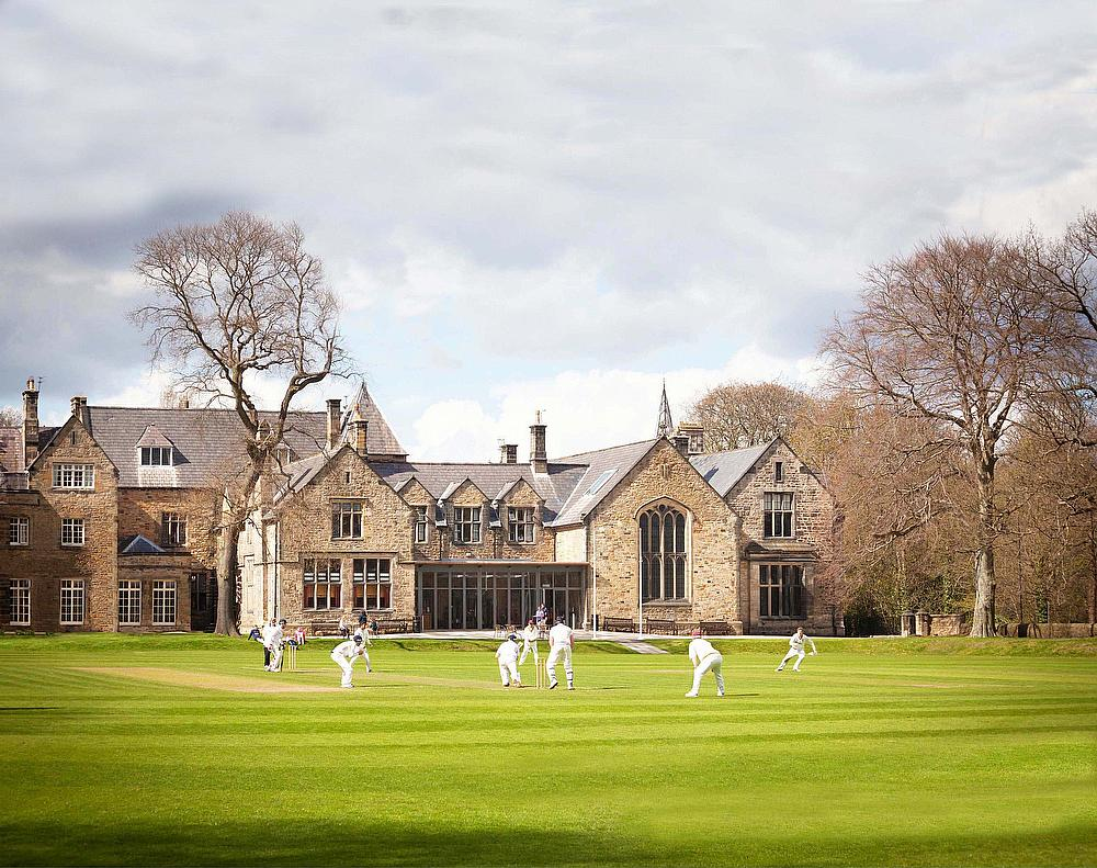 It's all positive - Durham School and Cricket Beyond Boundaries
