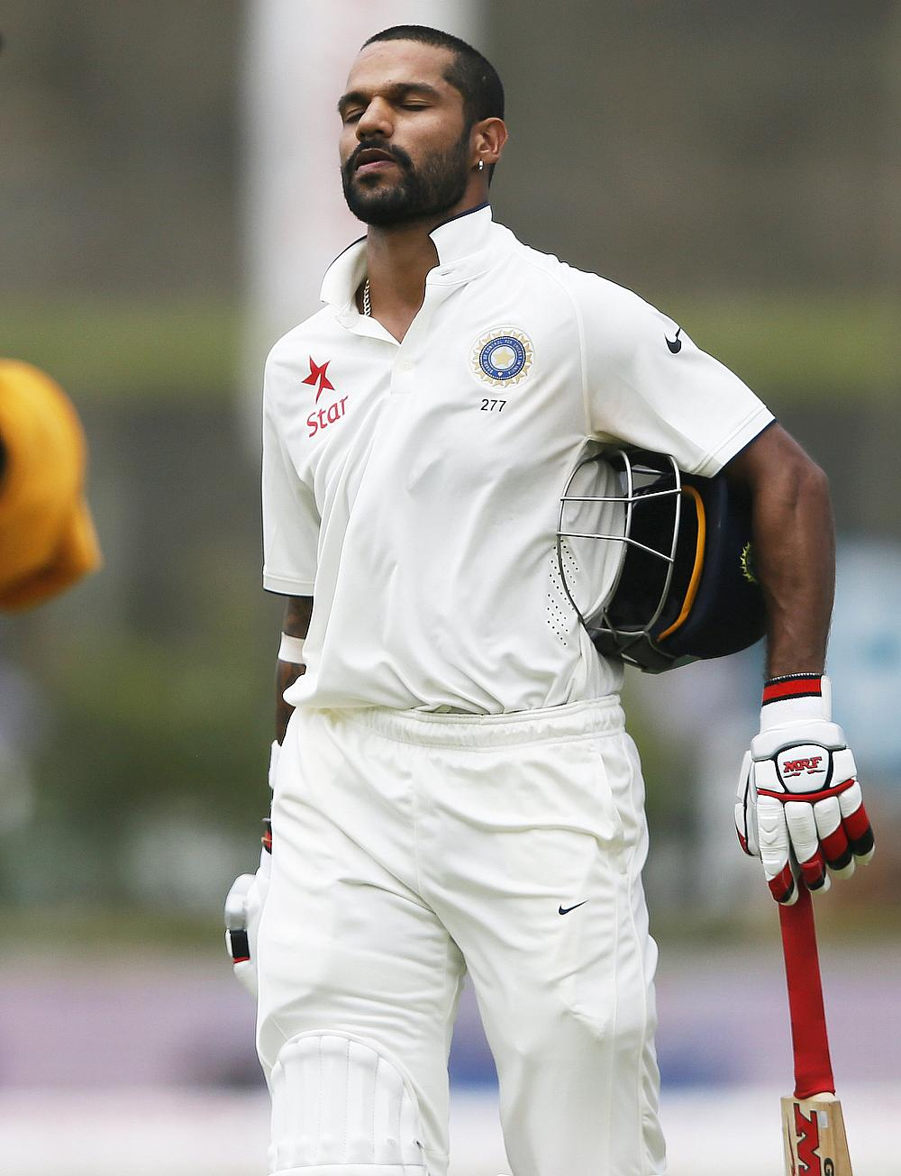 shikhar dhawan - latest cricket news, match reports & comment