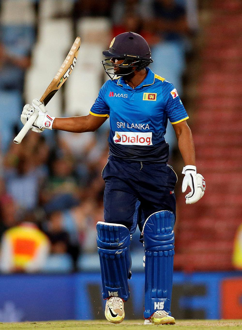 Asela Gunaratne scored two consecutive fifties in two T20Is against Australia