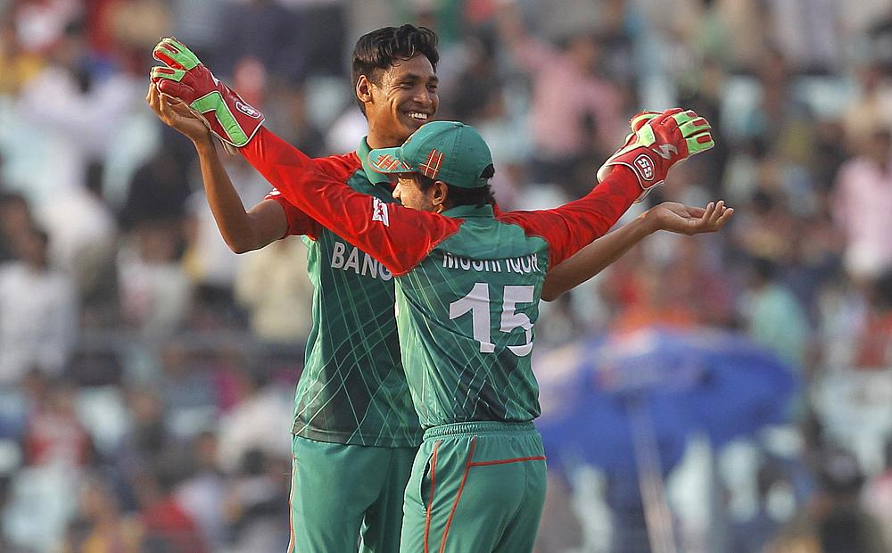 Mustafizur Rahman will be a key component of their bowling attack