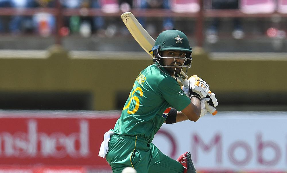Babar Azam has been in good form for Pakistan