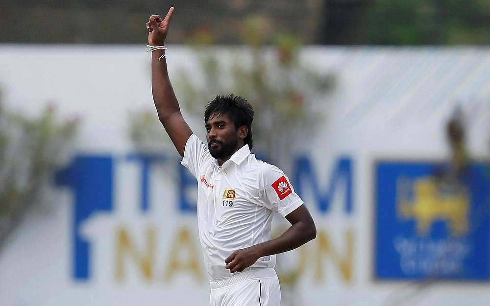 Nuwan Pradeep suffered another injury