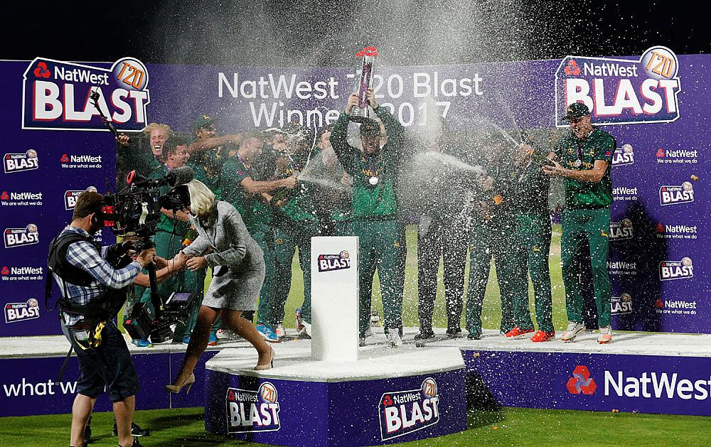 NatWest T20 Blast - latest cricket news, match reports & comment