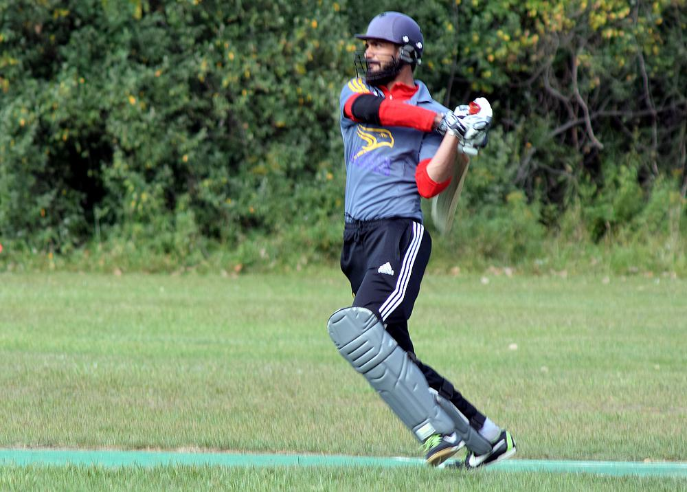 2017 American College Cricket Newcomer of the Year