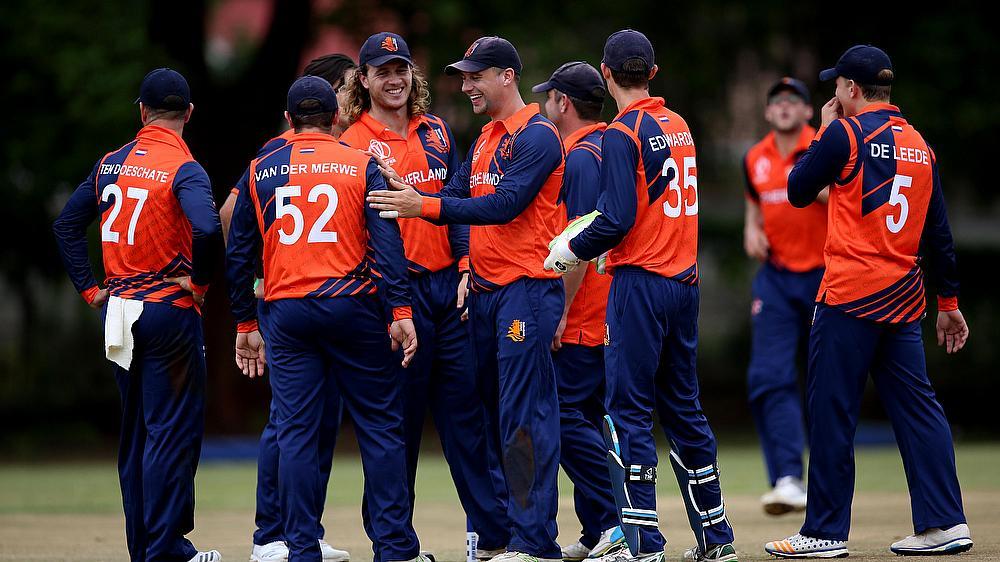 Image result for netherlands cricket world cup qualifier