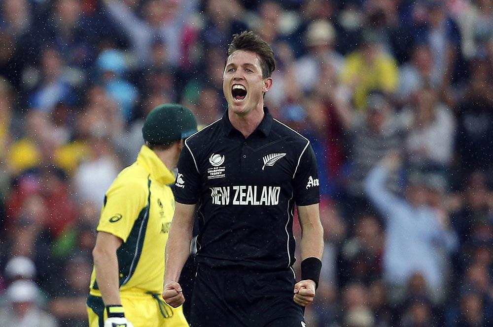 Adam Milne - latest cricket news, match reports & comment: Fat Bowlers
