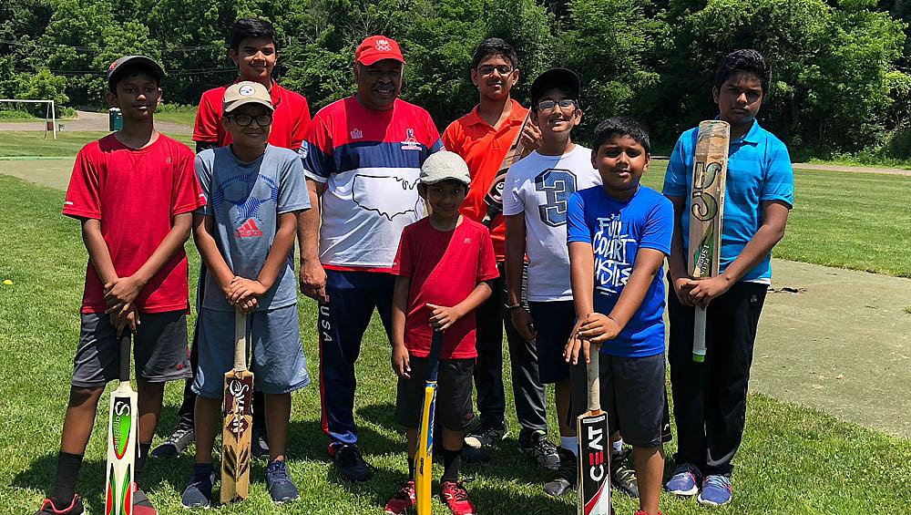 Pca Launches Youth Cricket Development Program With Acf