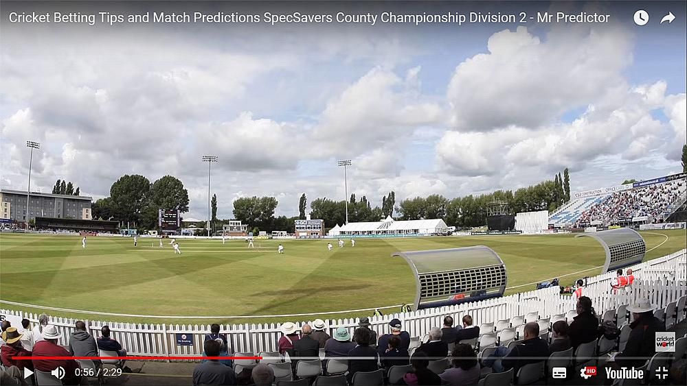 Cricket Betting Tips and Match Predictions SpecSavers County