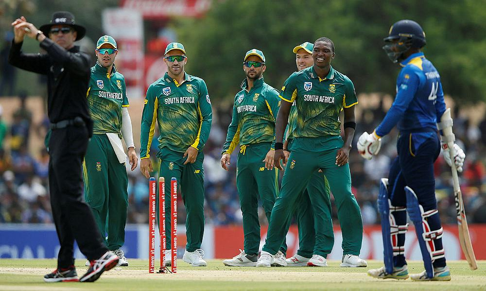 c8dc6374e1d With South Africa 2-0 up in the five match series, this is a must win match  for hosts Sri Lanka.