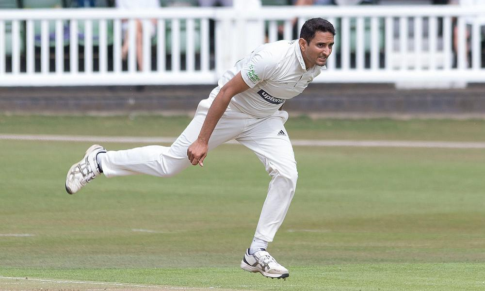 Mohammad Abbas makes a bright start to his second season with Leicestershire in the County Championship