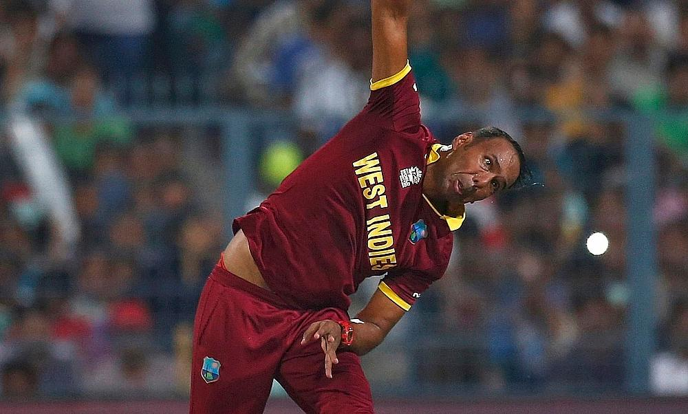 Samuel Badree Tops the bowling at US Open Cricket 2018