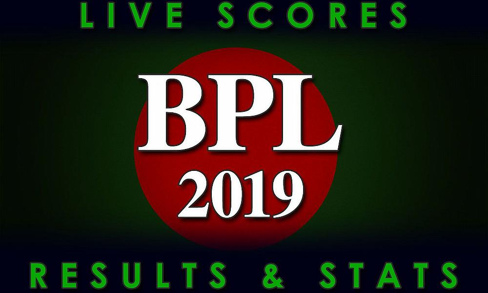 Point table bpl 2020